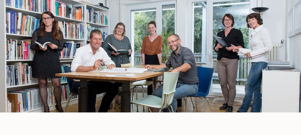Team for Architektur innenarchitektur 4plus5